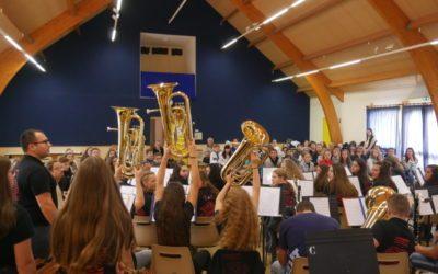 Présentation de la classe orchestre