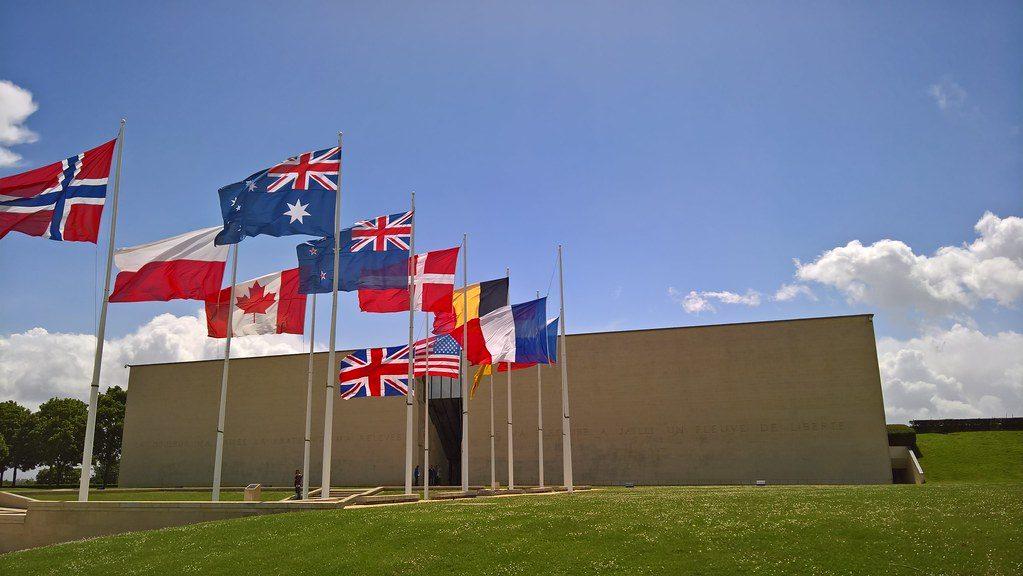 Sortie scolaire des classes de 3e | Normandie