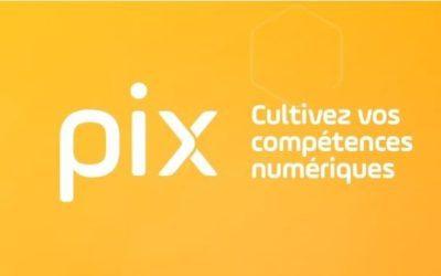 PIX – Certification aux compétences numériques