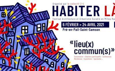 """Projet 4e Architecture et Urbanisme Durable en milieu rural – """"Habiter là #5"""""""