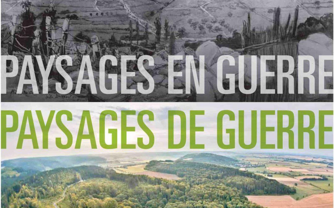 """""""Paysages en guerre, paysages de guerre"""" – classe de 3e CDSG"""